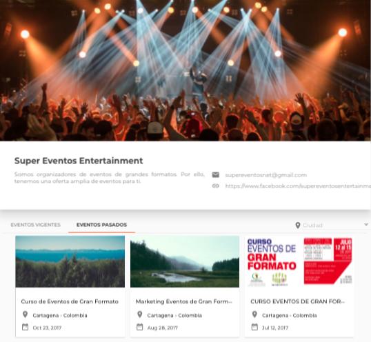 Super Eventos Entertainment