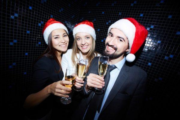 Fiesta corporativa de fin de año