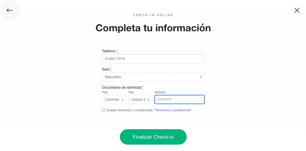 Autenticacion en Plataforma Welcu